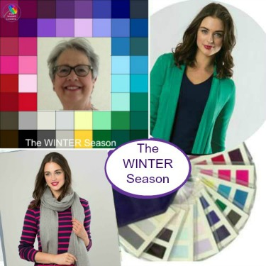 Online Color Analysis #coloranalysis http://www.style-yourself-confident.com