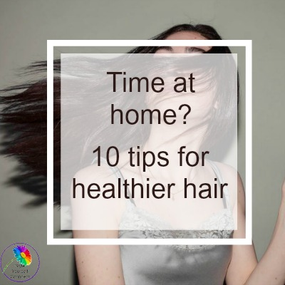 10 tips for healthier hair #healthyhair #stronghair https://www.style-yourself-confident.com/10-tips-for-healthy-hair.html