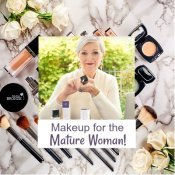 Look Fabulous Forever Makeup for mature skins #lookfabulousforever  https://www.style-yourself-confident.com/look-fabulous-forever.html