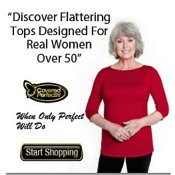 Covered Perfectly - perfect fit for women over 40 #coveredperfectly #over40 https://www.style-yourself-confident.com/covered-perfectly.html