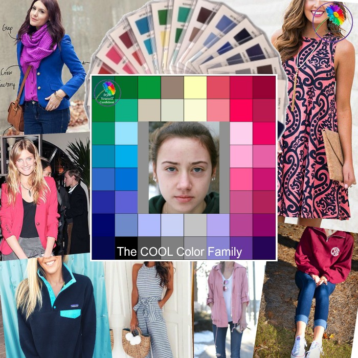 Style Yourself Confident newsletter April 2019 #coloranalysis #fashionstyle https://www.style-yourself-confident.com/your-style-077.html
