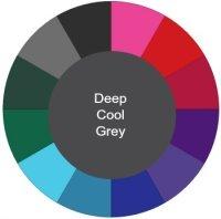 Deep Cool palette