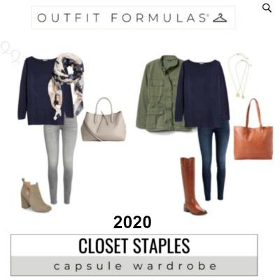 Closet Staples Capsule Wardrobe plan #capsulewardrobe #closetstaples https://www.style-yourself-confident.com/gypo-style-challenge.html