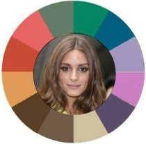 Find your best colors #color analysis #tonal color families #Olivia Palermo https://www.style-yourself-confident.com/find-your-best-colors.html