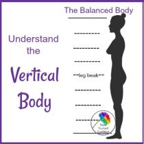 Understand the Vertical Body #verticalbody https://www.style-yourself-confident.com/vertical-body.html