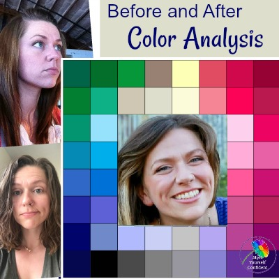 Warm or Cool - fast track to COLOR by identifying your undertone. #coloranalysis #warmorcool #undertone https://www.style-yourself-confident.com/warm-or-cool.html