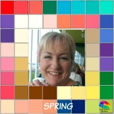 Online Color Analysis - find your Color Family #coloranalysis #onlinecoloranalysis #colorfamily http://www.style-yourself-confident.com/online-color-analysis.html
