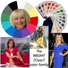 Personal Color Analysis - finding your Color Circle  #color analysis #personal color analysis https://www.style-yourself-confident.com/personal-color-analysis.html