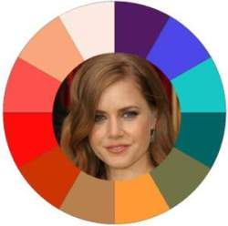 Warm natural coloring #warm coloring #warm makeup #warm skin tone #Amy Adams https://www.style-yourself-confident.com/warm-skin-tone.html