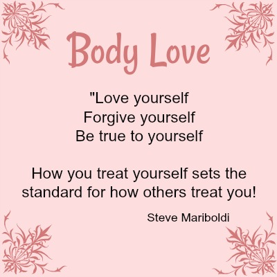 Life is for living don't wait for the impossible, practice some body love TODAY! #bodylove #selfesteem https://www.style-yourself-confident.com/body-love.html
