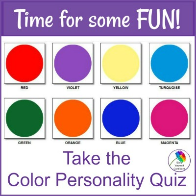 Free Color Personality Quiz #colorpersonalityquiz #colorquiz https://www.style-yourself-confident.com/free-color-personality-quiz.html