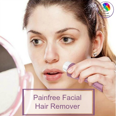 Painfree facial hair remover #facialhairremover #facialhair https://www.style-yourself-confident.com/facial-hair-remover.html