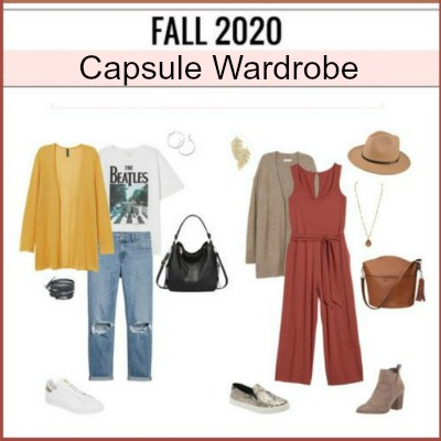 Autumn/Fall Capsule Plan 2020 #capsulewardrobe #autumncapsule #stylechallenge https://www.style-yourself-confident.com/gypo-style-challenge.html