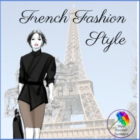 French Fashion Style - Simple classy and oh so sophisticated!  #frenchstyle #frenchfashionstyle #frenchfashion https://www.style-yourself-confident.com/french-fashion-style.html