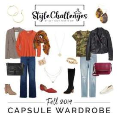 Autumn/Fall Capsule Wardrobe 2019 from GYPO #capsulewardrobe #gypofallcapsule https://www.style-yourself-confident.com/gypo-style-challenge.html