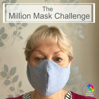 Million Mask Challenge #facemask #millionmaskchallenge https://www.style-yourself-confident.com/million-mask-challenge.html