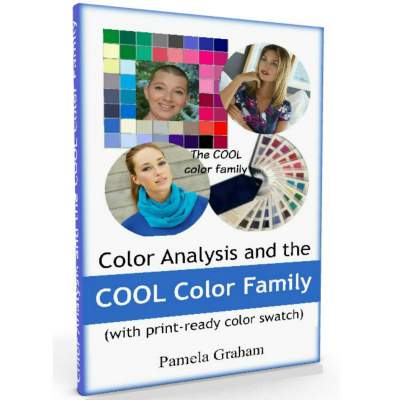 Color Analysis and the COOL Color Family #color analysis #cool color family #Tonal analysis  http://azon.ly/ZQX7