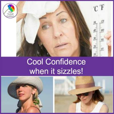 Keeping Cool and confident when it sizzles! https://www.style-yourself-confident.com/summer-beauty-tips.html