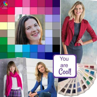 Before and After Color Analysis #coloranalysis #beforeandaftercoloranalysis https://www.style-yourself-confident.com/before-and-after-color-analysis.html