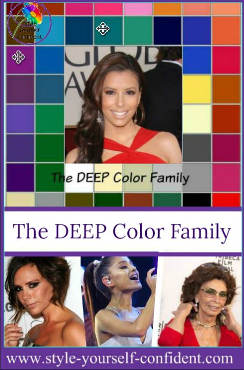 The Deep Color Family includes elements of both Warm and Cool https://www.style-yourself-confident.com/color-analysis-deep.html