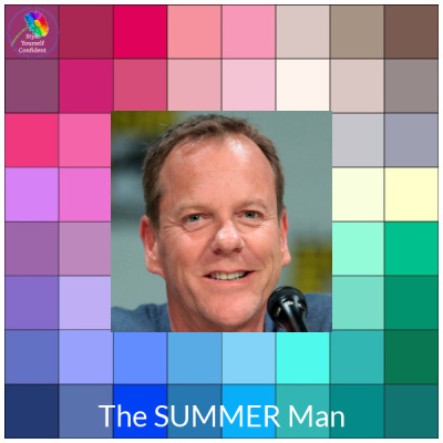 Color Analysis for Men - What's your Season? #coloranalysisformen #colorformen #coloranalysis https://www.style-yourself-confident.com/color-analysis-for-men.html