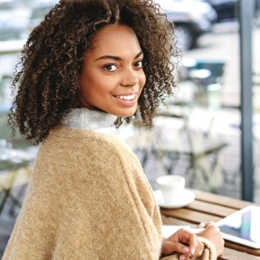 Afro textured hair #afro hair https://www.style-yourself-confident.com/afro-textured-hair.html