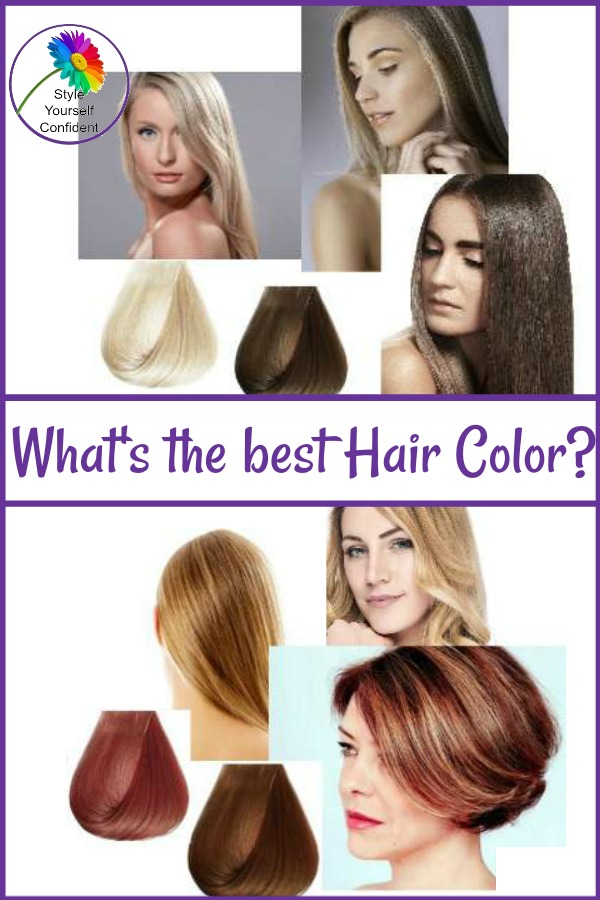 What's the best hair color for you?  #best hair color  https://www.style-yourself-confident.com/best-hair-color.html