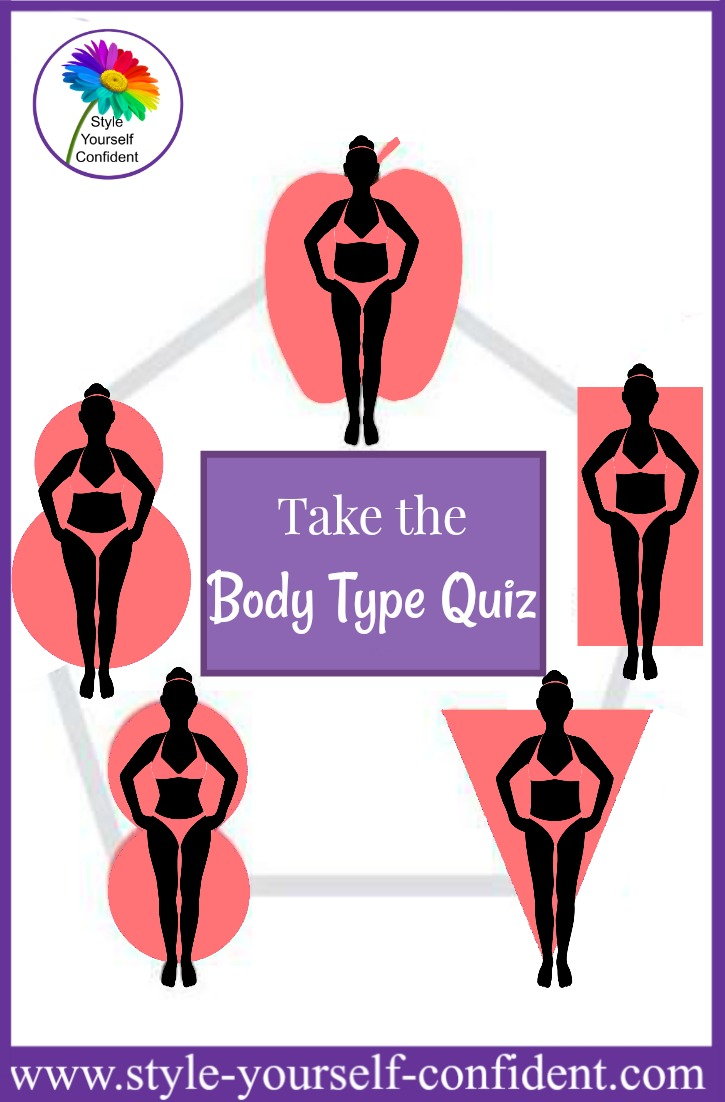 Take the Body Type Quiz https://www.style-yourself-confident.com/body-type-quiz.html