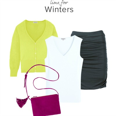 How to wear luscious LIME #howtowearlime #wearlime https://www.style-yourself-confident.com/how-to-wear-lime.html