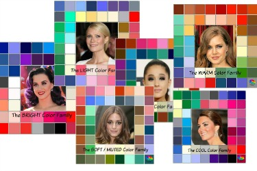 Discover Color Analysis - it's Magic! http://www.style-yourself-confident.com/color-analysis.html