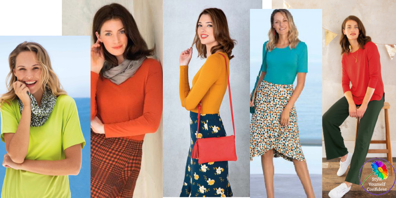 Seasonal color analysis Autumn http://www.style-yourself-confident.com/seasonal-color-analysis-autumn.html