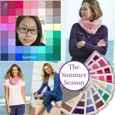 Color and Style roundup April 2020 #coloranalysis #bodyshape https://www.style-yourself-confident.com/your-style-090.html