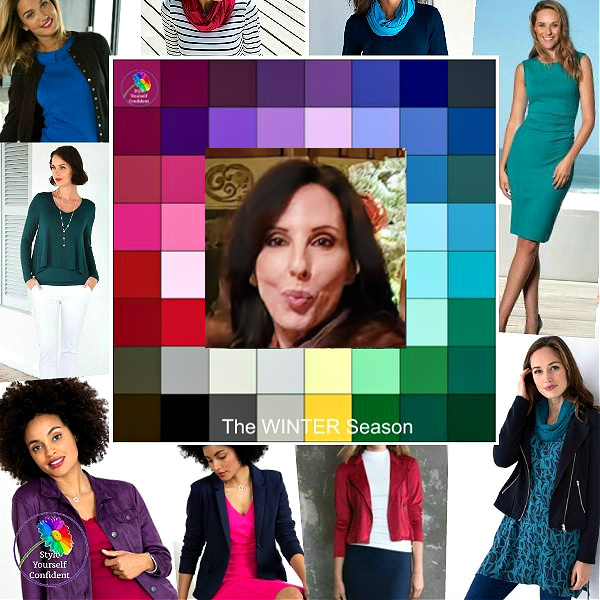 Your Style newsletter #093 August 2020 #coloranalysis #bodyshape #fashionstyle https://www.style-yourself-confident.com/your-style-093.html