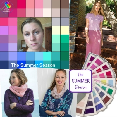 Color Analysis - before and after #coloranalysis #onlinecoloranalysis #beforeandaftercoloranalysis https://www.style-yourself-confident.com/online-color-analysis.html