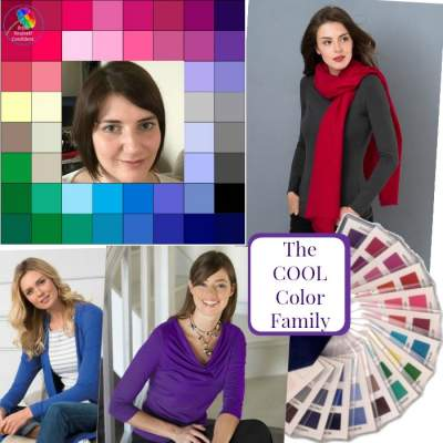 Online Color Analysis #onlinecoloranalysis  #coloranalysis https://www.style-yourself-confident.com/color-analysis.html