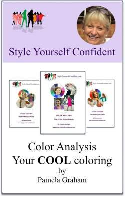 Color Analysis Cool e.book