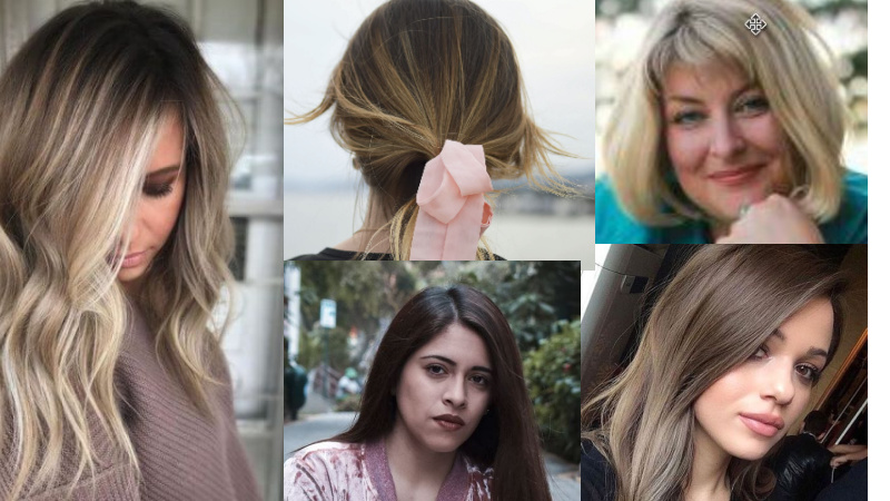 The Best Blonde Hair Color For An Olive Skin Tone Hairstylegalleriescom