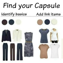 Find your Capsule Wardrobe #capsulewardrobe  https://www.style-yourself-confident.com