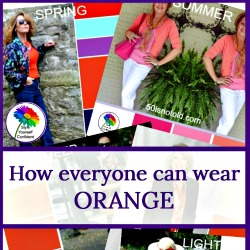 How everyone can wear orange http://www.style-yourself-confident.com/how-to-wear-orange.html