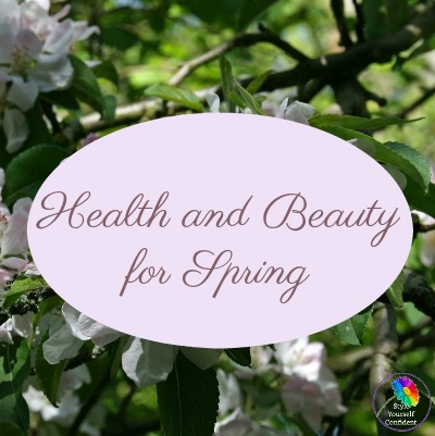 Health and Beauty tips for Spring #healthandbeauty #springbeauty https://www.style-yourself-confident.com/health-and-beauty-tips-for-spring.html