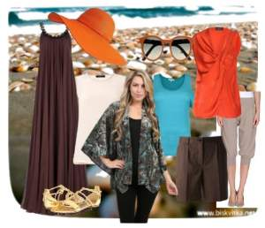 Holiday wardrobe - Summer colors #packing for holiday http://www.style-yourself-confident.com/holiday-wardrobe.html