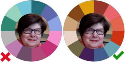 Color Analysis - getting it right! #color analysis  https://www.style-yourself-confident.com/your-style-032.html