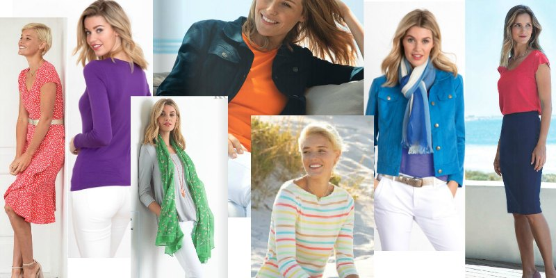 Kettlewell Colours Spring 2018 #kettlewell #coloranalysis http://www.style-yourself-confident.com/