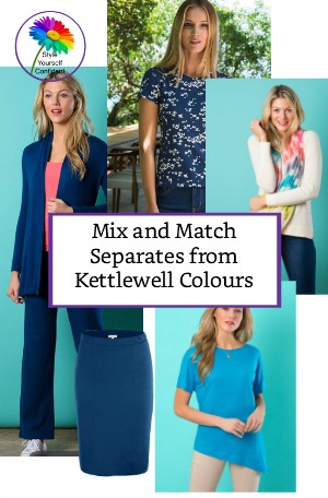 Kettlewell Colours - a range of jersey separates to mix and match. http://tinyurl.com/nh5ergj