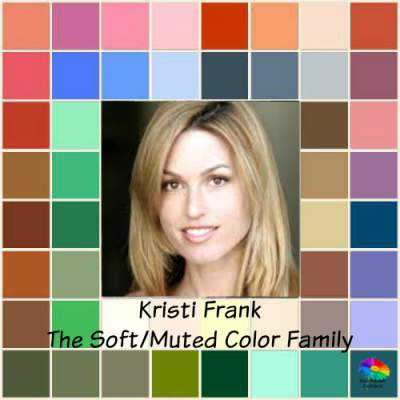 Tonal Color Analysis #tonal color families #color analysis  http://www.style-yourself-confident.com/tonal-color-analysis.html