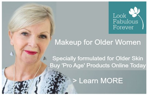 Look Fabulous Forever makeup formulated for mature skin #matureskin #coloranalysis http://tinyurl.com/gq4m5h9