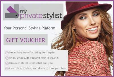 Gift vouchers for COLOR and STYLE http://www.style-yourself-confident.com/
