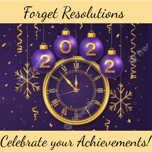 New Year Resolutions #newyear #resolutions    https://www.style-yourself-confident.com/forget-new-year-resolutions.html