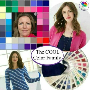Before and after Color Analysis - testimonials, reviews and photographs http://www.style-yourself-confident.com/before-and-after-color-analysis.html