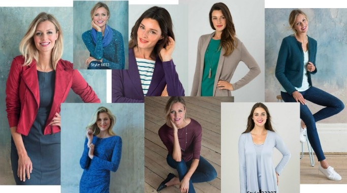 Summer colors in Winter http://www.style-yourself-confident.com/seasonal-color-analysis-summer.html